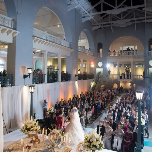 St. Augustine Wedding Venue | Lightner Museum