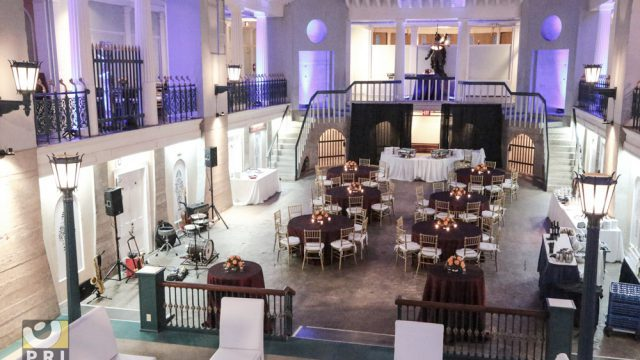 Wedding Table Setup   Lightner Museum