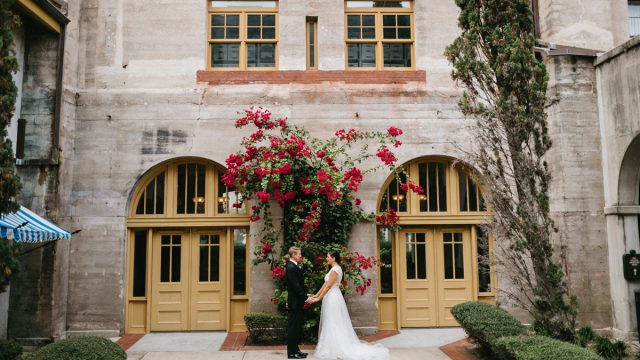 Lightner Museum Wedding Photos