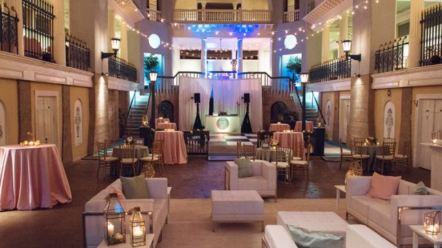 Destination Wedding in St. Augustine   Hayley + Jake   Lightner Museum Weddings
