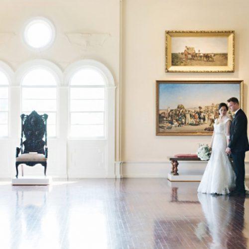 Grand Ballroom Gallery of the Lightner Museum