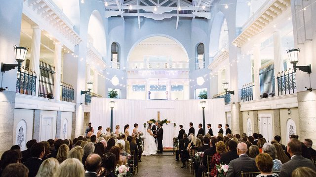 Wedding Ceremony Venue in St. Augustine | Lightner Museum