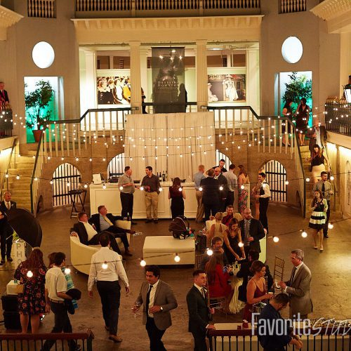 Lightner Museum Wedding Reception | St. Augustine Florida wedding venue