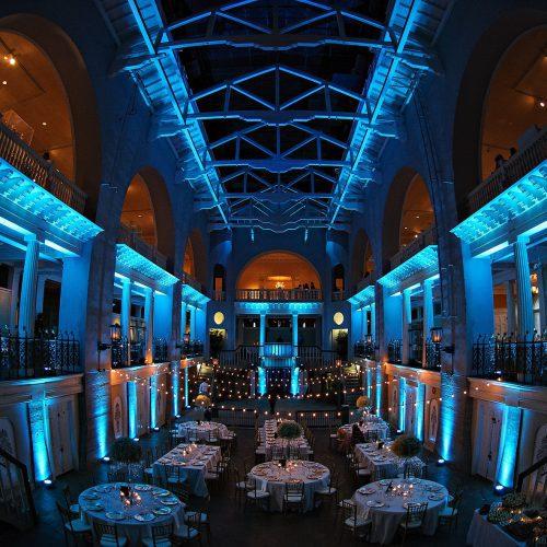 Lightner Museum Wedding Reception in St. Augustine, FL