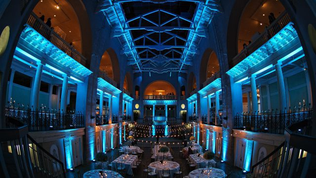 Lightner Museum Wedding Reception in St. Augustine, FL