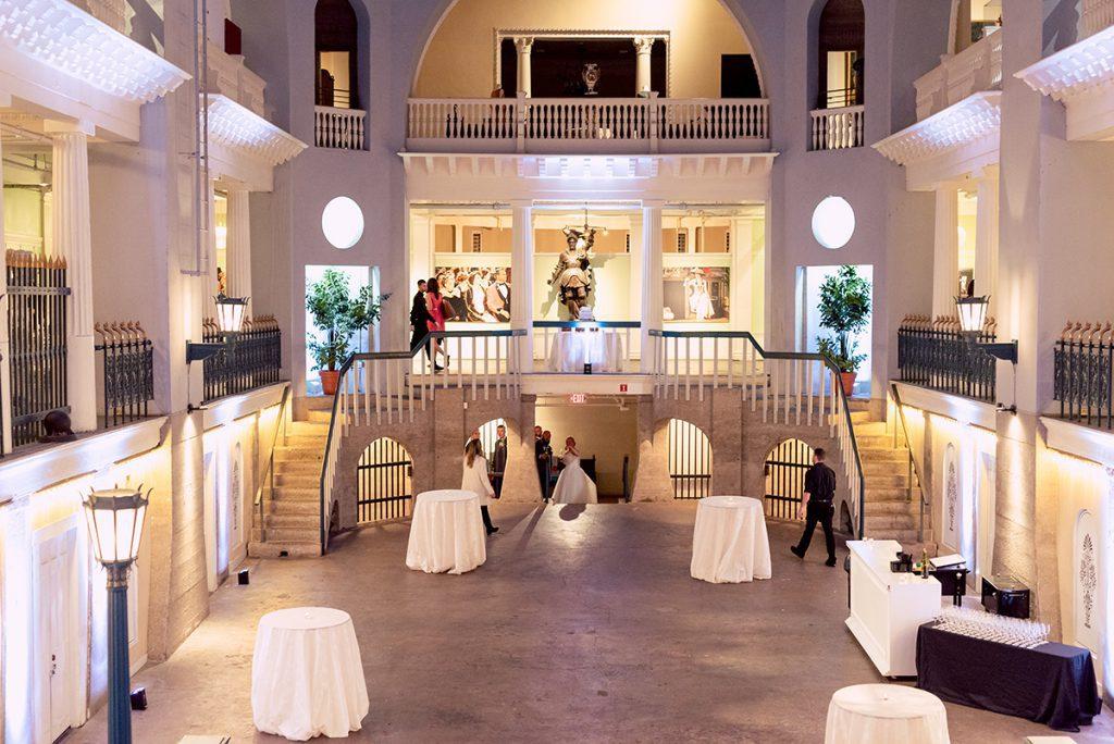 Wedding Reception | Kayla & Jonathan's Winter Wedding in St. Augustine