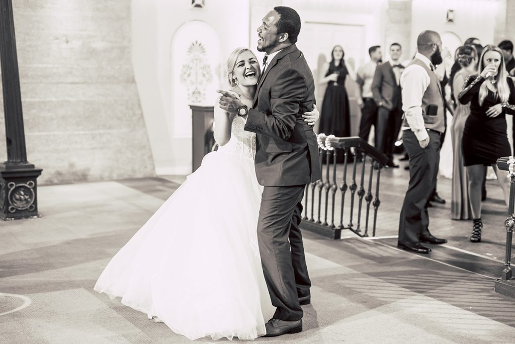 Wedding Reception   Kayla & Jonathan's Winter Wedding in St. Augustine at the Lightner Museum