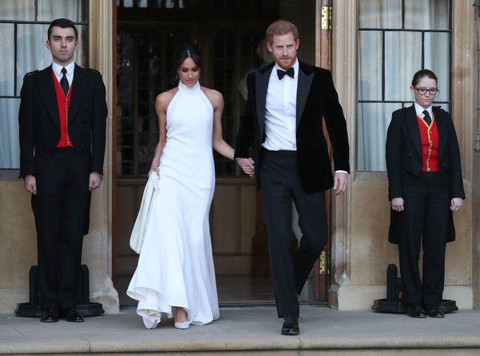 Royal Wedding Reception Dress | Meghan Markle | Lightner Museum | Royal Wedding Ideas to Steal for Your Big Day