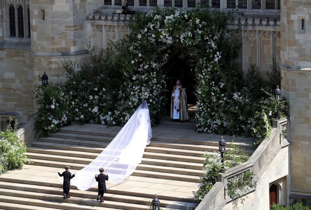 Royal Wedding Flowers | Lightner Museum | Royal Wedding Ideas to Steal for Your Big Day