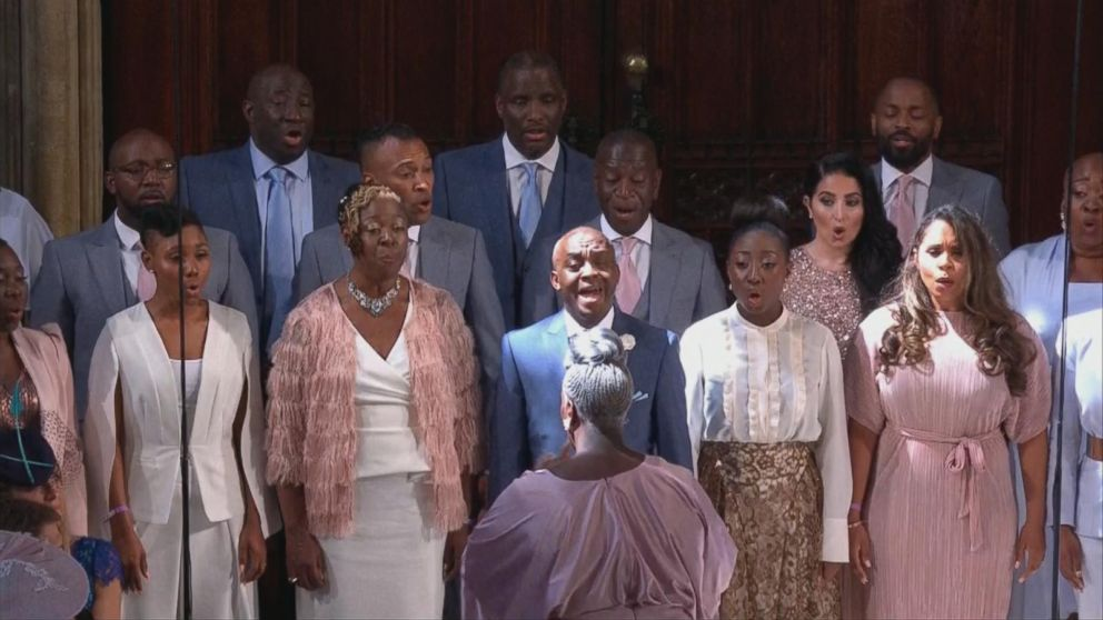 Royal Wedding Choir sings Stand By Me | Lightner Museum | Royal Wedding Ideas to Steal for Your Big Day