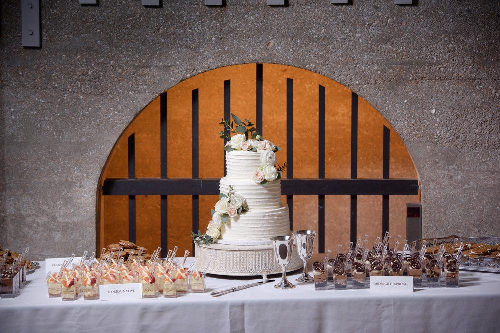 Dessert Display | Lightner Museum | Royal Wedding Ideas to Steal for Your Big Day