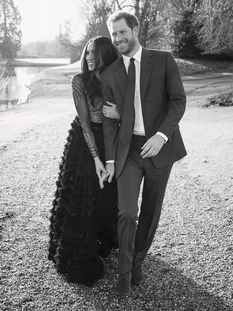 Harry and Meghan Engagement Photos | Lightner Museum | Royal Wedding Ideas to Steal for Your Big Day