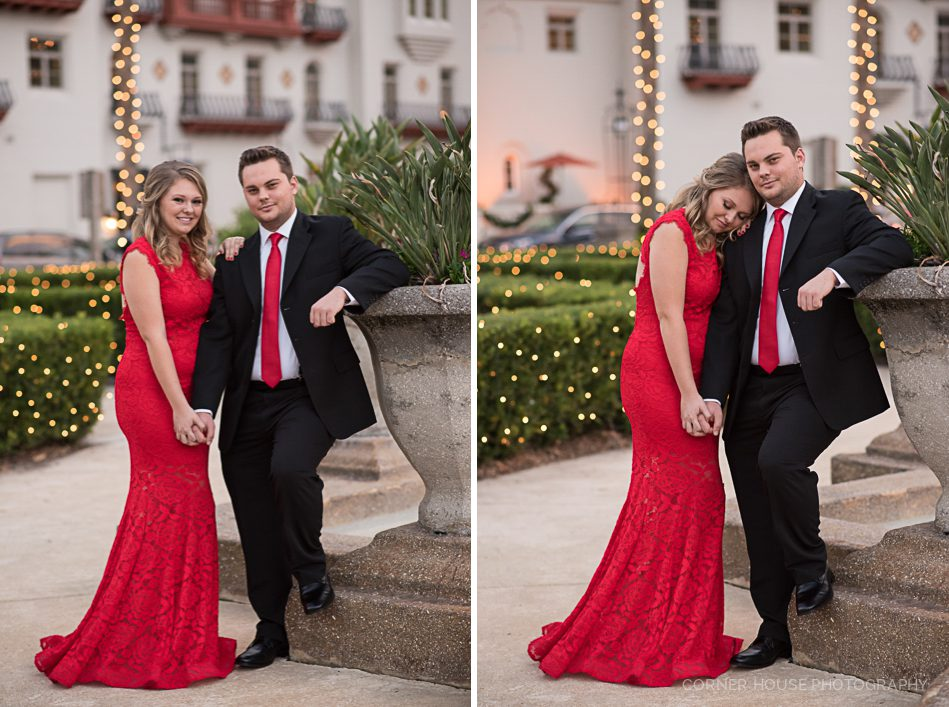 Plan a Glamorous Engagement Shoot | Lightner Museum | Royal Wedding Ideas to Steal for Your Big Day