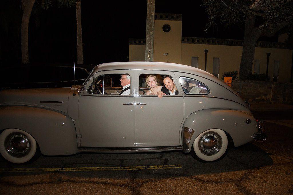 Vintage Car | Lightner Museum | Royal Wedding Ideas to Steal for Your Big Day