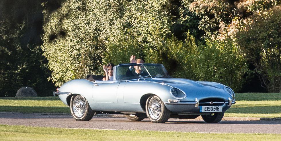 Royal Wedding Car | Lightner Museum | Royal Wedding Ideas to Steal for Your Big Day