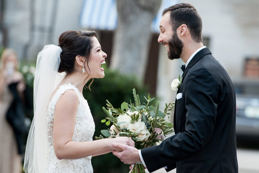 First Look | Lightner Museum Wedding | St. Augustine, Florida
