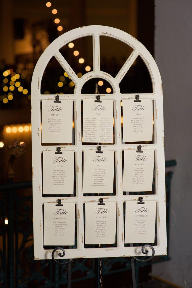 Wedding Reception | Lightner Museum Wedding | St. Augustine, Florida