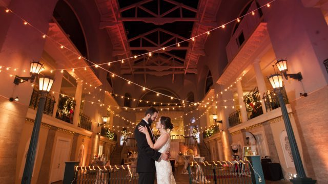 Private Last Dance | Lightner Museum Wedding | St. Augustine, Florida