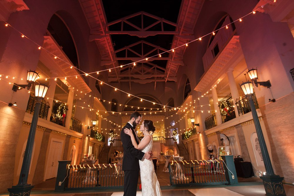Private Last Dance | Lightner Museum Wedding | St. Augustine, Florida