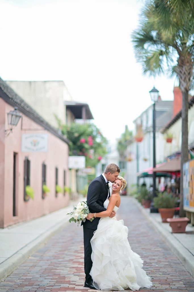 Historic streets of St. Augustine | 5 REASONS THE LIGHTNER MUSEUM IS ONE OF THE MOST UNIQUE WEDDING VENUES IN ST. AUGUSTINE