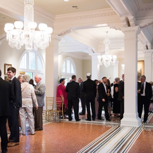 Grand Lobby | How to Best Utilize the Venue Spaces at the Lightner Museum