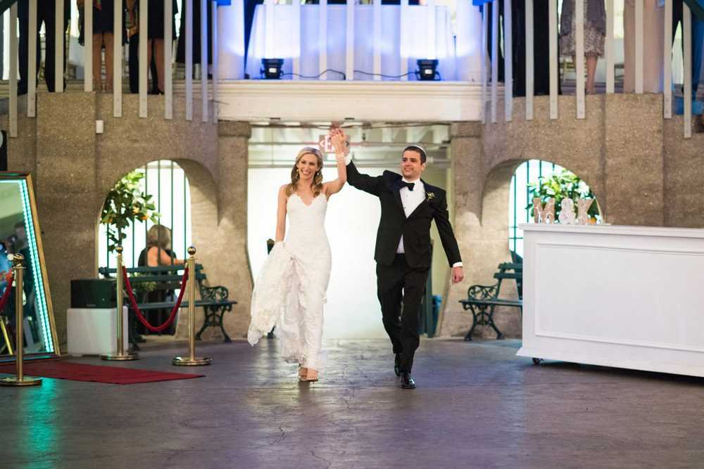 Wedding reception at the Lightner Museum | Kristen and Mike | A Love Story Written in the Stars