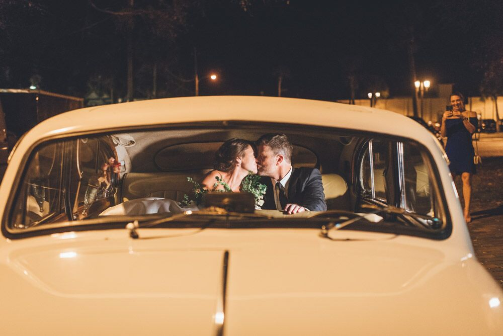 Megan + Stephen | Perfect Personalized Details for the Big Day | Lightner Museum St. Augustine Florida