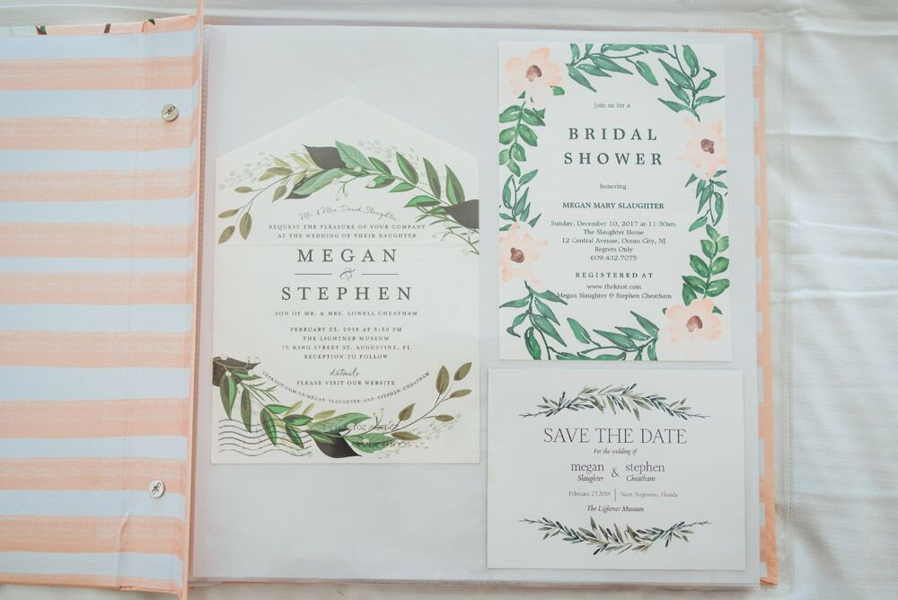 Megan + Stephen | Perfect Personalized Details for the Big Day