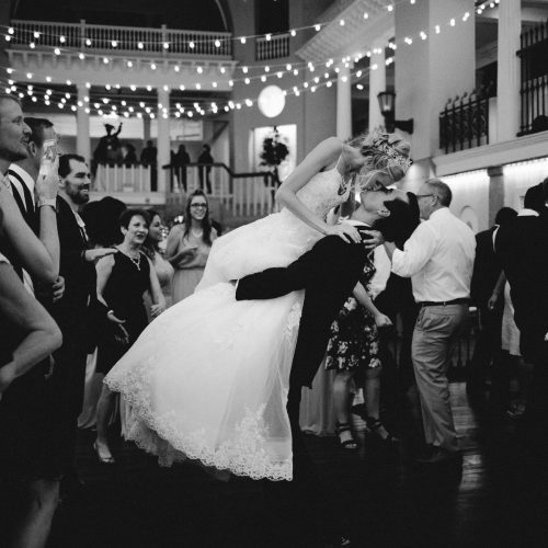 First dance at the Lightner Museum in St. Augustine