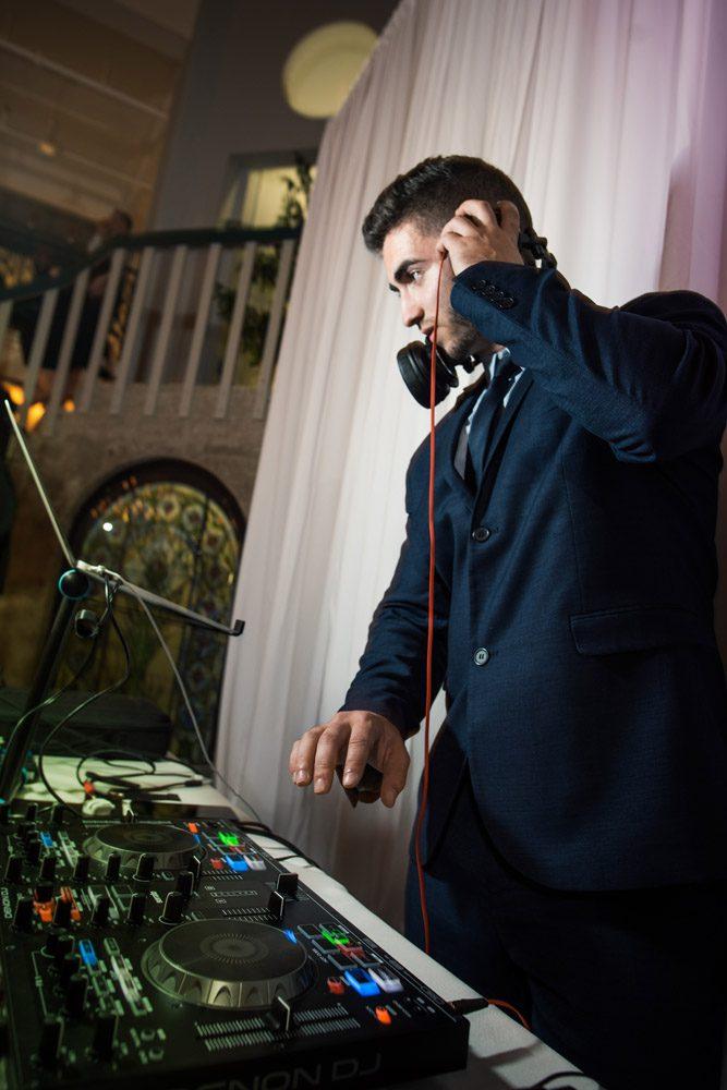 Wedding DJ | St. Augustine Wedding Venue