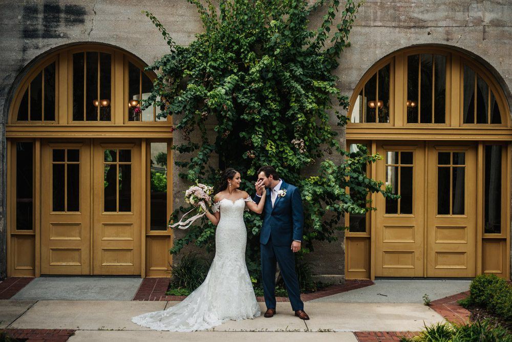 Pre-wedding photos | Brooke + Blake | A Magical St. Augustine Wedding at the Lightner Museum