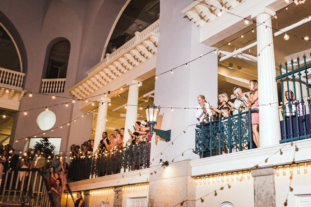 First Dance | Brooke + Blake | A Magical St. Augustine Wedding at the Lightner Museum