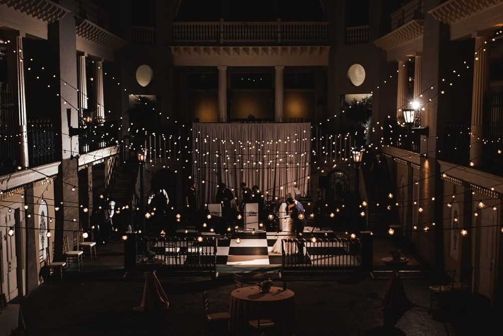 Private Last Dance | Brooke + Blake | A Magical St. Augustine Wedding at the Lightner Museum