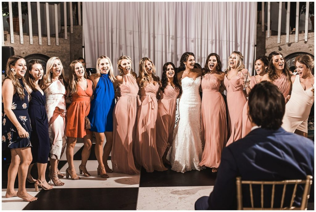 Brooke + Blake | A Magical St. Augustine Wedding at the Lightner Museum