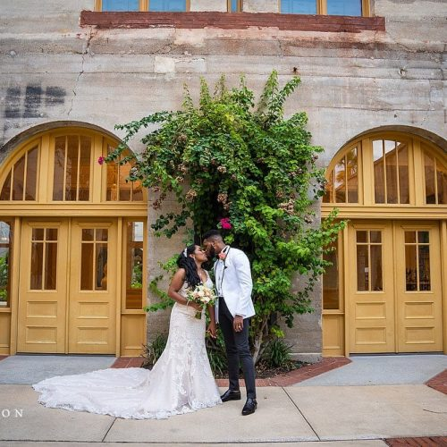 Wedding Photos at the Lightner Museum St. Augustine