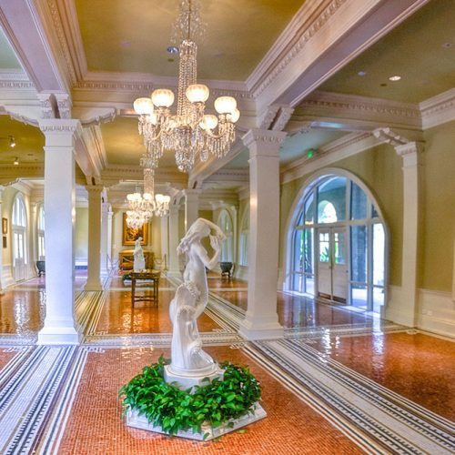 Lightner Museum Grand Lobby