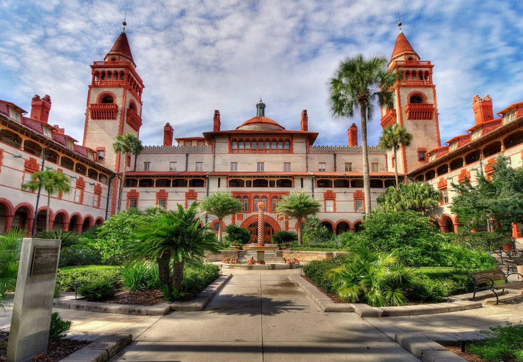 Flagler College | Courtyard