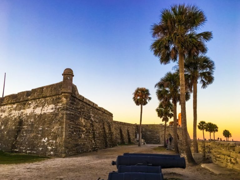 The Fort | St. Augustine