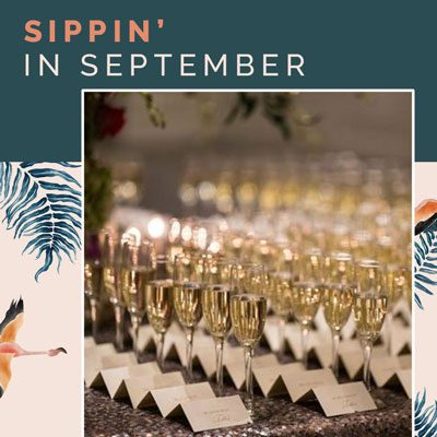 St Augustine wedding venues | Sippin' in September Venue Incentive | Lightner Museum Weddings and Events