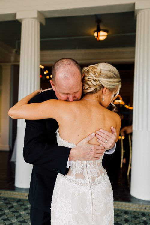 First Look | Lightner Museum Wedding |