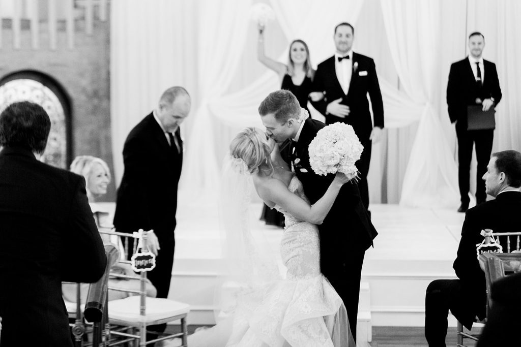 Wedding Ceremony | Lightner Museum | St. Augustine, FL