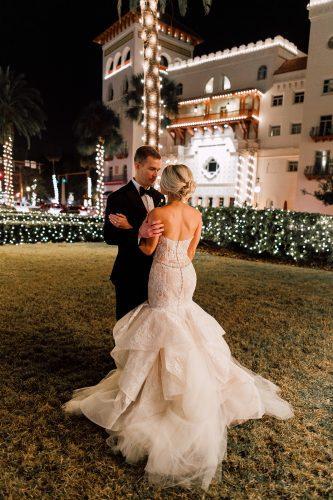 Nights of Lights Wedding Photos