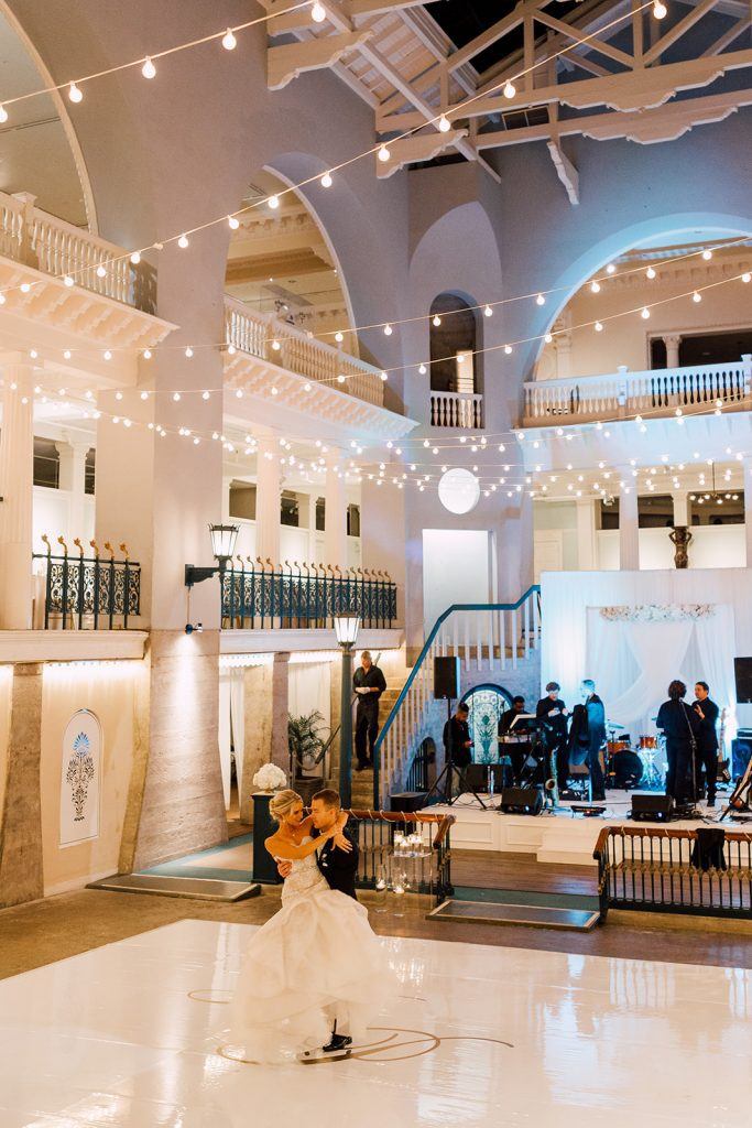 Wedding Reception | Lightner Museum | St. Augustine, FL