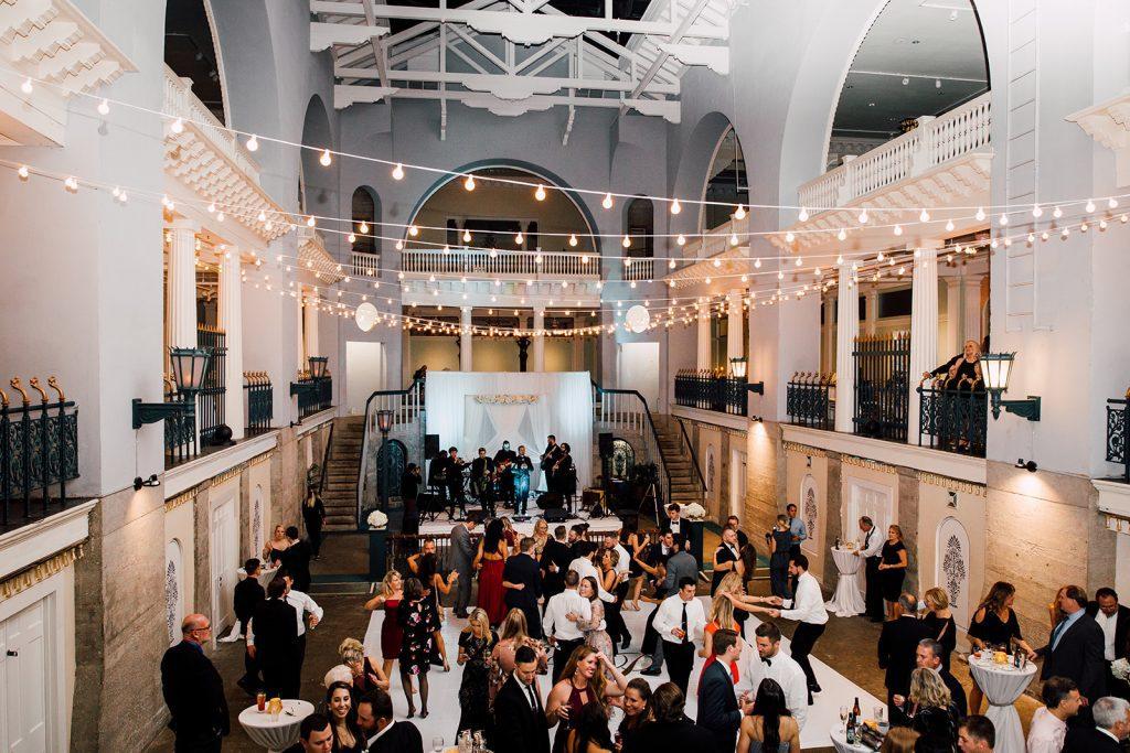 Wedding Reception   Lightner Museum   St. Augustine, FL