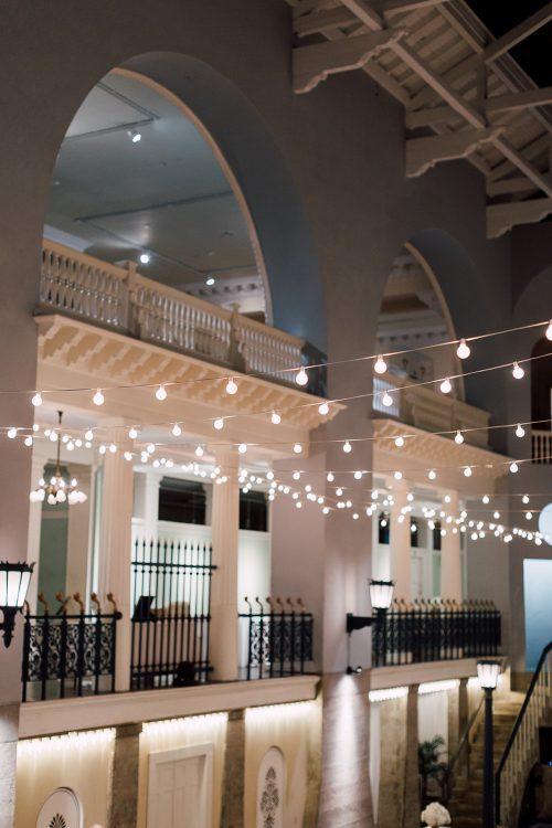 Wedding Ceremony   Lightner Museum   St. Augustine, FL
