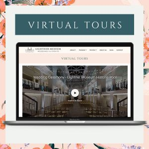 Virtual Tours | Lightner Museum Weddings St. Augustine