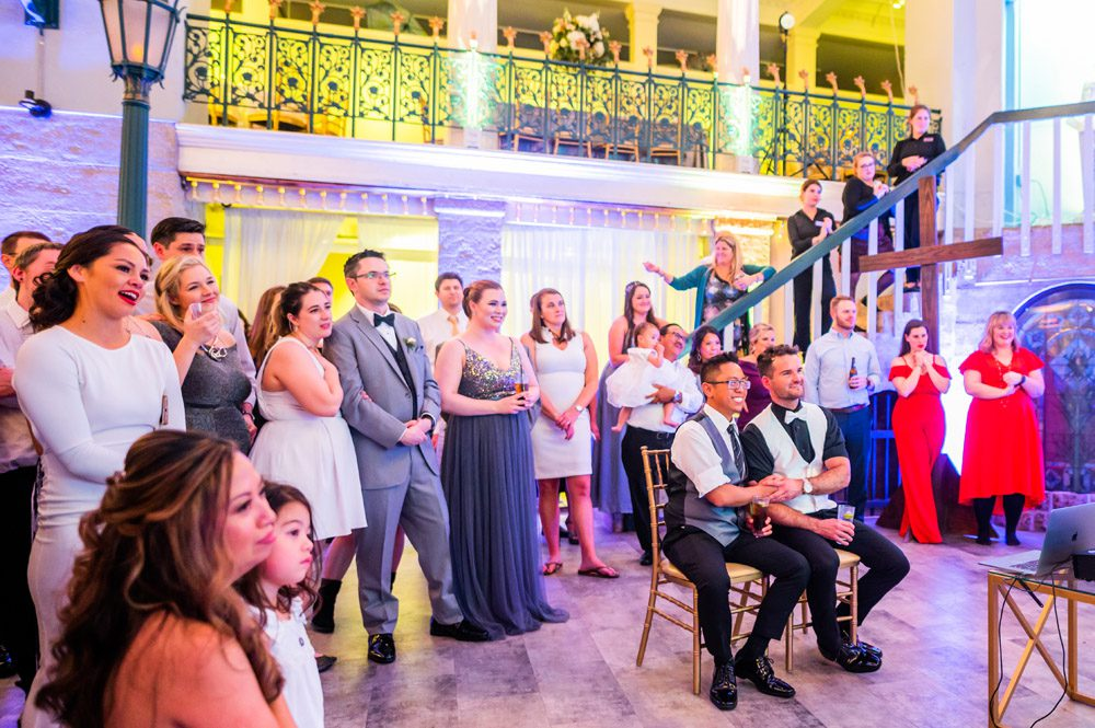Wedding Video | Carlson and Paul's wedding at the Lightner Museum in St. Augustine | LGBTQ friendly wedding venues in Florida