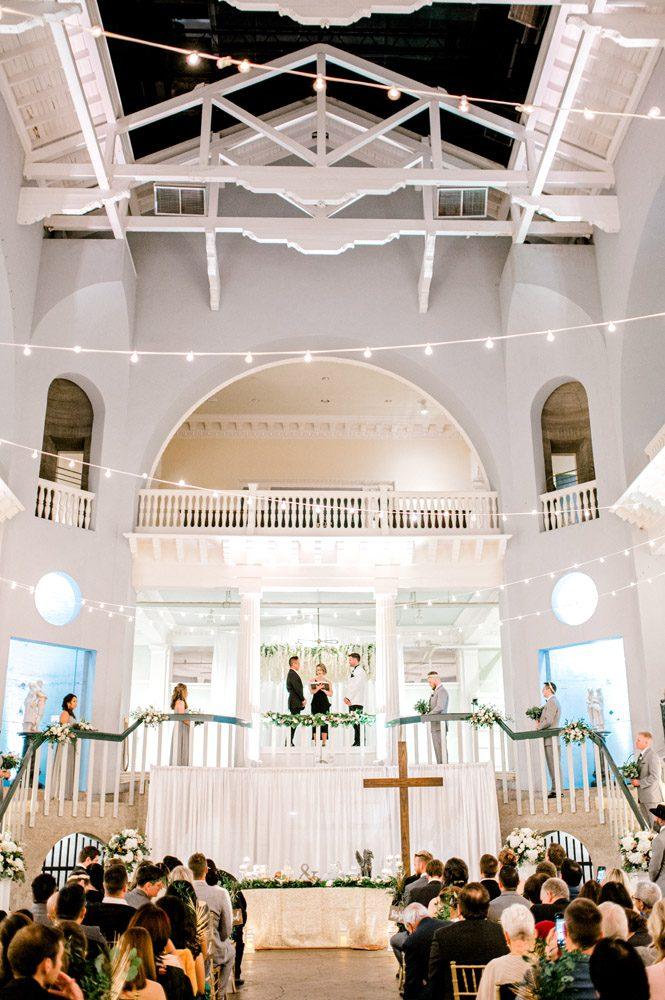LGBT Friendly Wedding Venue | Lightner Museum, St. Augustine, Florida
