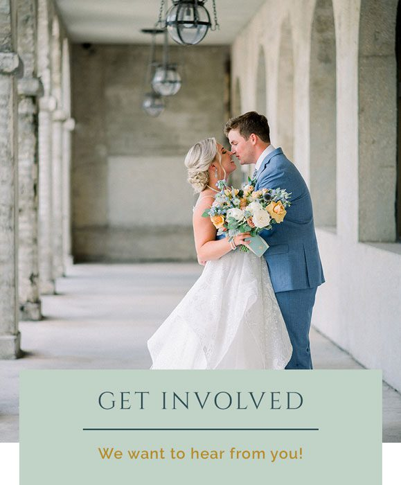 "Get Involved in the ""How to plan a wedding in 2020 and beyond at the Lightner Museum"" Blog Series"