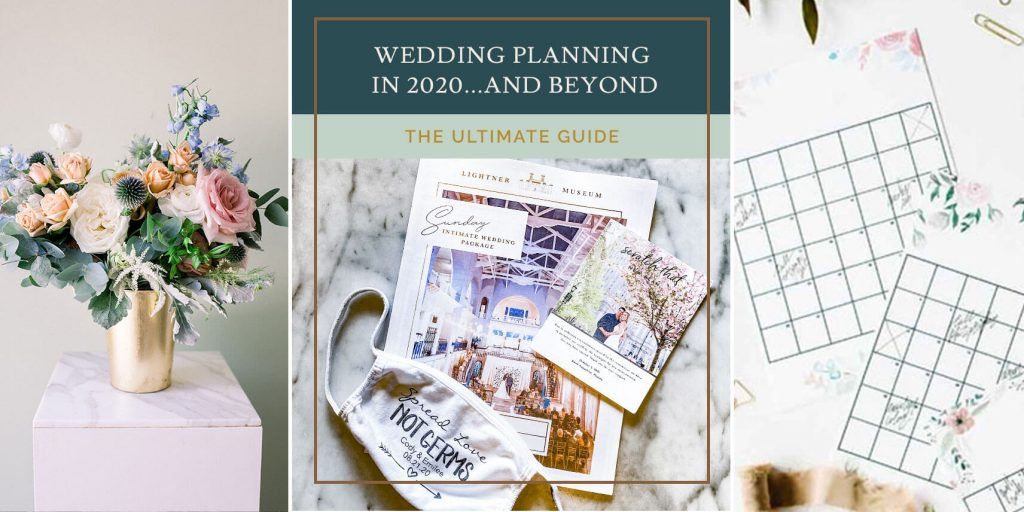How to plan a wedding in 2020 and beyond at the Lightner Museum